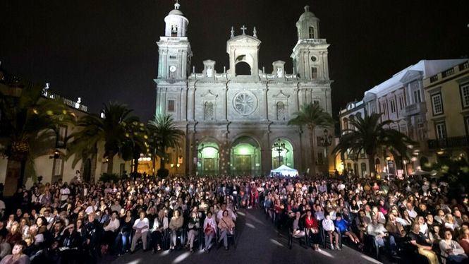 Música, cultura y espectáculos adelantan el verano en Las Palmas de Gran Canaria
