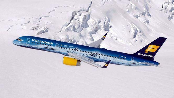 Icelandair reanuda sus vuelos directos entre Madrid y Reikiavik