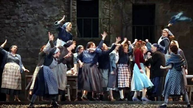 La tabernera del puerto, cierra el XXV Festival de Teatro Lírico Español en Oviedo