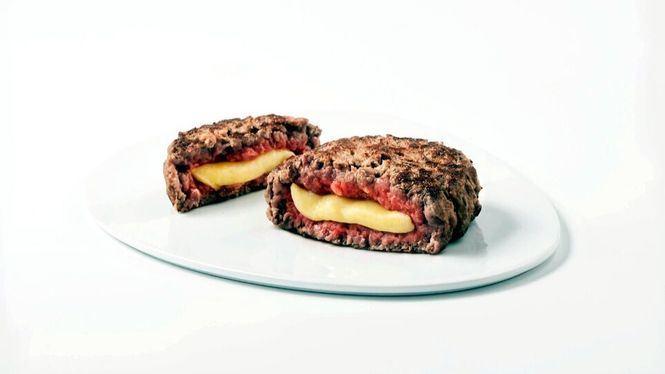 La Finca presenta la hamburguesa oficial de El Gourmet de la Roja