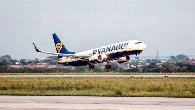 Ryanair lanza una oferta de alto voltaje para este verano