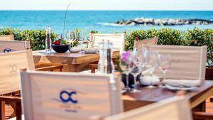 Ocean Club: sabores internacionales con vistas al Mediterráneo