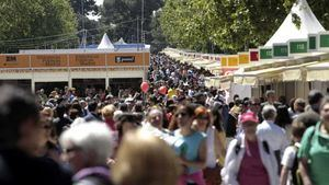 Cierra sus puertas la 77ª edición de la Feria del Libro de Madrid