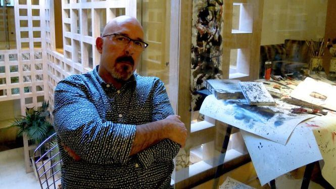 Entrevista al calígrafo Jorge Regueira