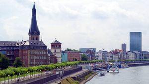 Iberia ofrece hasta 4 vuelos diarios a Dusseldorf