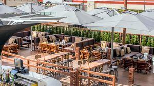 Zielou: nuevo concepto de terraza gastronómica en Madrid