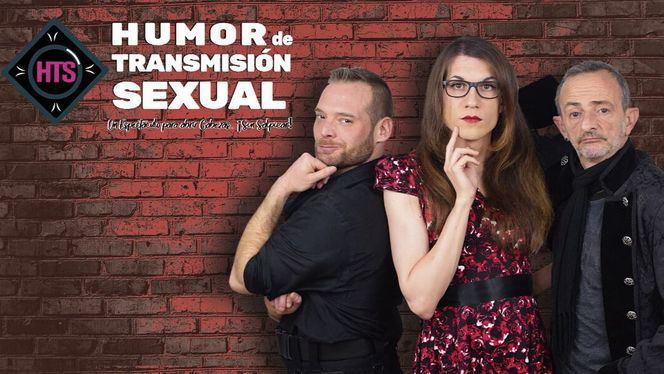 Primer show de comedia LGBTI, Humor de Transmisión Sexual