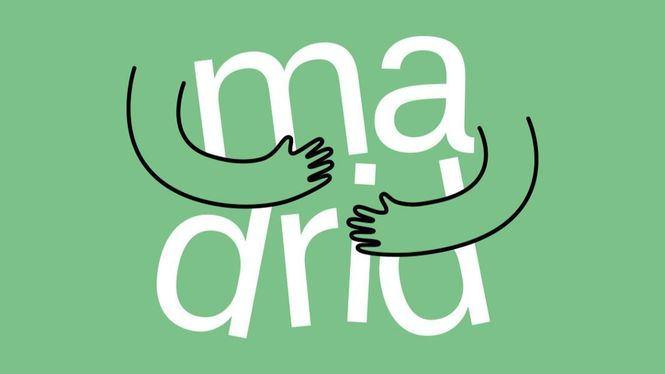 Madrid te abraza, nuevo icono de la ciudad