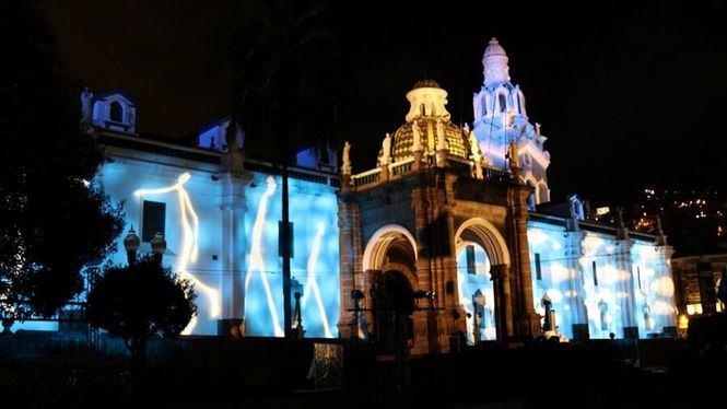 La Fiesta de la Luz, volverá a iluminar Quito por tercer año consecutivo
