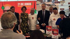 La tapa, punto de encuentro de la gastronomía de seis países