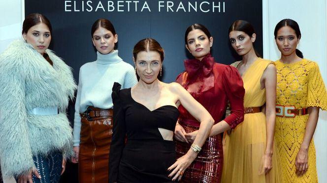 Elisabetta Franchi inauguró su nueva boutique en Madrid