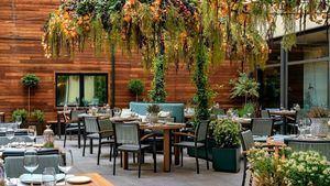 NoMad Food&Bar, nueva terraza y espacio gastronómico de Vincci Soho
