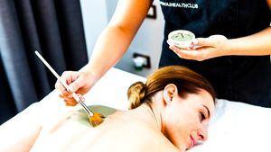Bébete la belleza con Caroli Health Club y Angelita Madrid