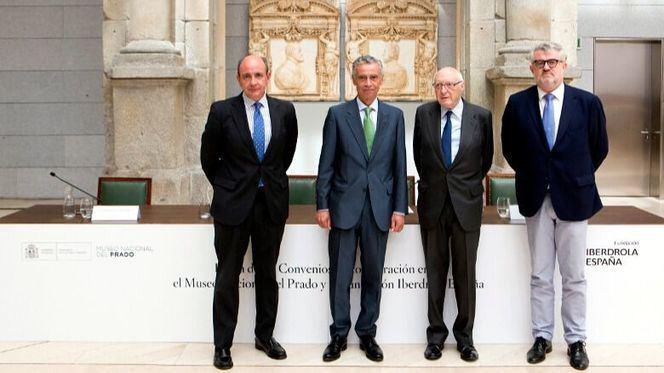 La Fundación Iberdrola y el Museo del Prado firman dos nuevos convenios de colaboración