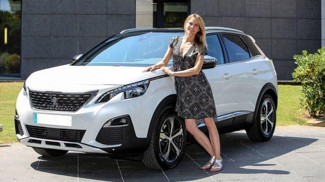 Verónica Blume, nueva embajadora del SUV Peugeot 3008