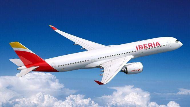 Iberia recibe su primer A350-900