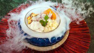 La lubina será la protagonista en Sushita durante el Día Internacional del Ceviche