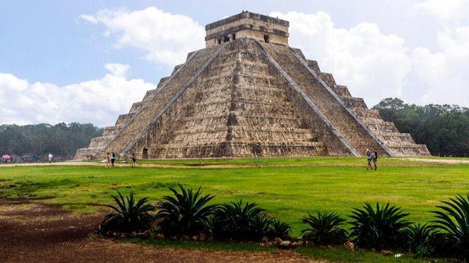 El Mundo Maya es un mundo en sí mismo