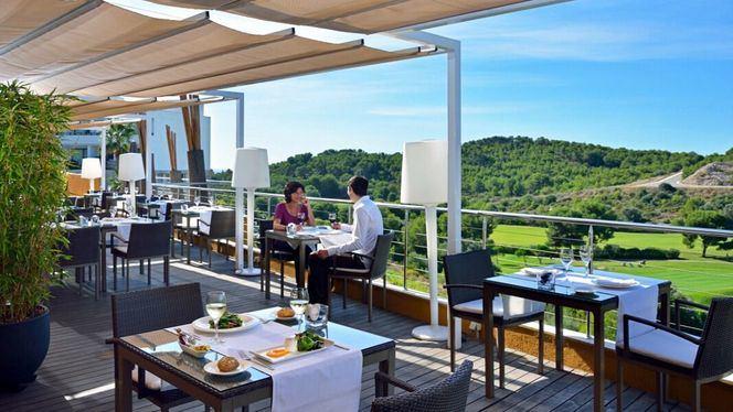 El Restaurant Terrassa La Punta, de Dolce Sitges, incorpora el brunch dominical