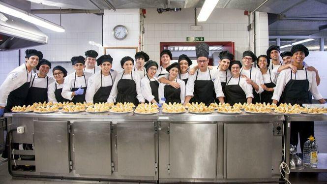 El Hotel Escuela Santa Cruz acoge este fin de semana el Aula Heineken