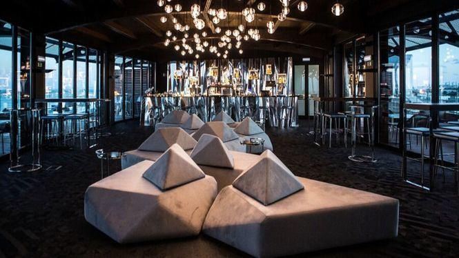 Sky Bar Oriente: el sitio de moda en el cielo de Lisboa