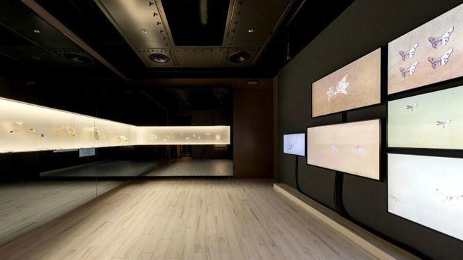 Chaumet inauguró en el Museo Mitsubishi Ichigokan de Tokio Los mundos de Chaumet