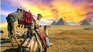 Libros para soñar con viajar a Egipto