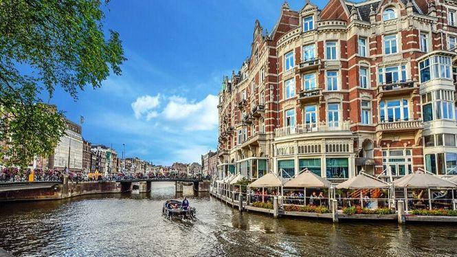 ¿Te vas de vacaciones a Ámsterdam?