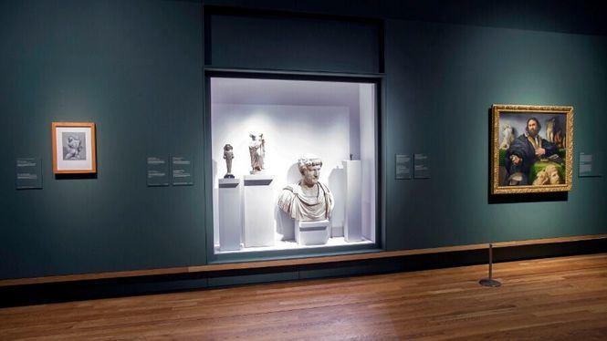 Lorenzo Lotto. Retratos. En el Museo del Prado