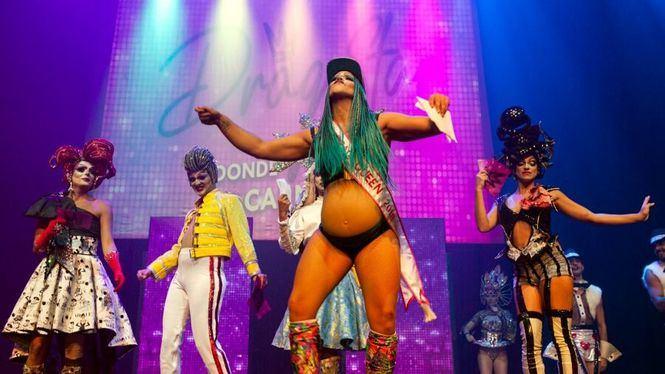 El espectáculo Drag Star trae el Carnaval de Las Palmas de Gran Canaria a Madrid