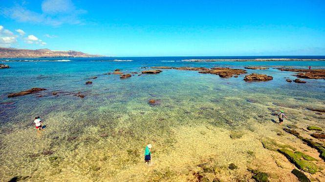 Las Canteras, la mejor playa española para familias