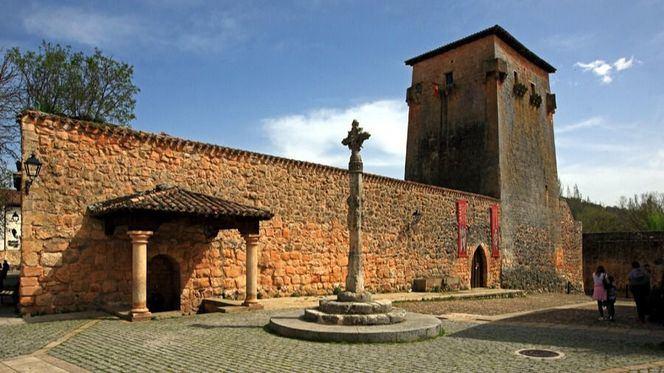 Covarrubias celebra la XXX Fiesta de la Cereza y el Mercado Medieval