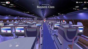 Emirates, primera aerolínea en utilizar tecnología de realidad virtual en su web