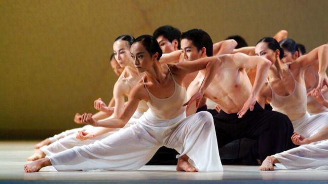 La compañía Cloud Gate Dance Theatre de Taiwán en el Grec Festival de Barcelona