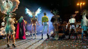 Las drags de Las Palmas de Gran Canaria en la XI Gala Mr. Gay Pride España