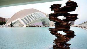 La Ciudad de les Artes y las Ciencias acoge la exposición Seis esculturas