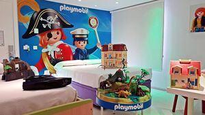 Habitación Playmobil