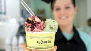 La Commedia ofrece helados aptos para celiacos