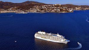 El puerto de Rosas cuadruplicará el tráfico de cruceristas esta temporada
