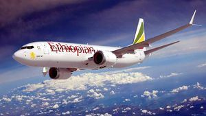 Ethiopian Airlines añade el nuevo 737 MAX a su moderna flota
