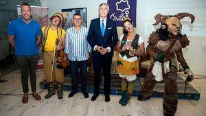 Las XXII Jornadas Medievales de Avila se presentan en Madrid