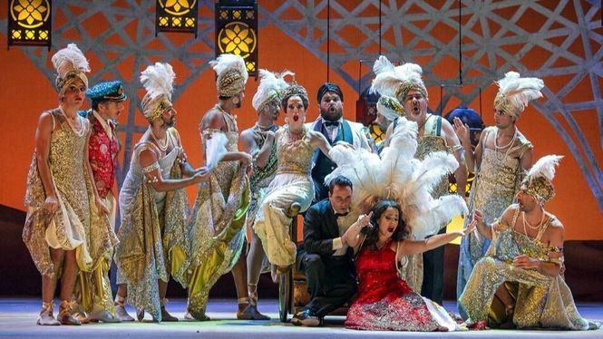 La italiana en Argel, en el Teatro Auditorio de San Lorenzo de El Escorial