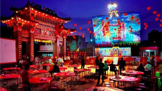 Exposición del fotógrafo taiwanés en la Sala Amárica de Vitoria