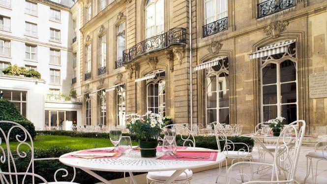 Saint James Albany, un edifico histórico lleno de encanto en Paris