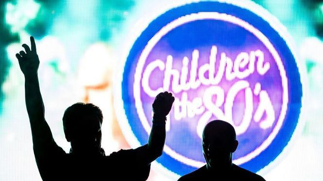 Temporada 2018 de Children of The 80's en Hard Rock Hotel Ibiza