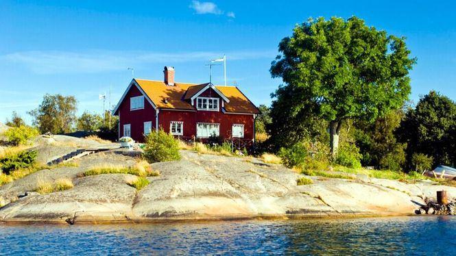 Recorrer la costa de Finlandia en bicicleta