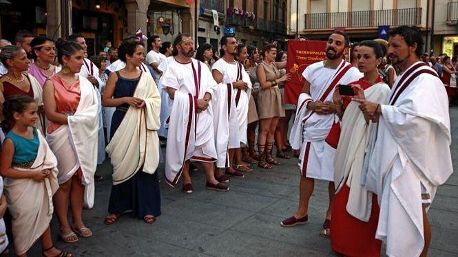 Fiesta de Astures y Romanos en Astorga, un regreso al pasado