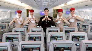 Emirates gana por catorceava vez consecutiva al premio al Mejor Entretenimiento a bordo