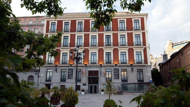 Hotel Intur Palacio San Martín, un edificio histórico de Interés Cultural, en el centro de Madrid