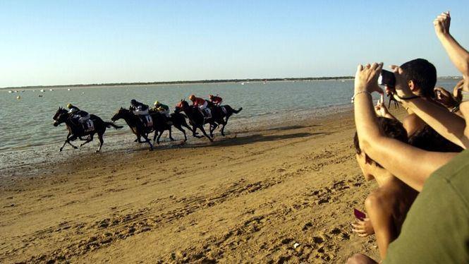 Las Carreras de Caballos de Sanlúcar de Barrameda cumplen 173 años